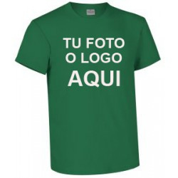 camiseta verde kelly