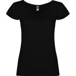 camiseta Guadalupe negro