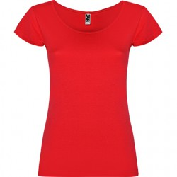 camiseta Guadalupe roja