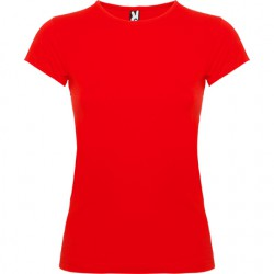 camiseta Bali rojo
