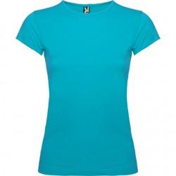 camiseta Bali turquesa