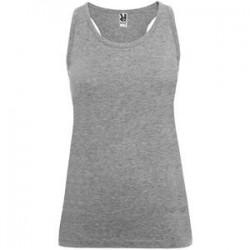 Camiseta gris vigore