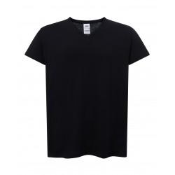 camiseta curves negra
