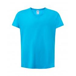 camiseta curves turquesa