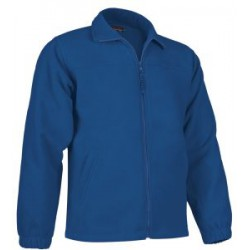 Chaqueta Polar azul royal Personalizada