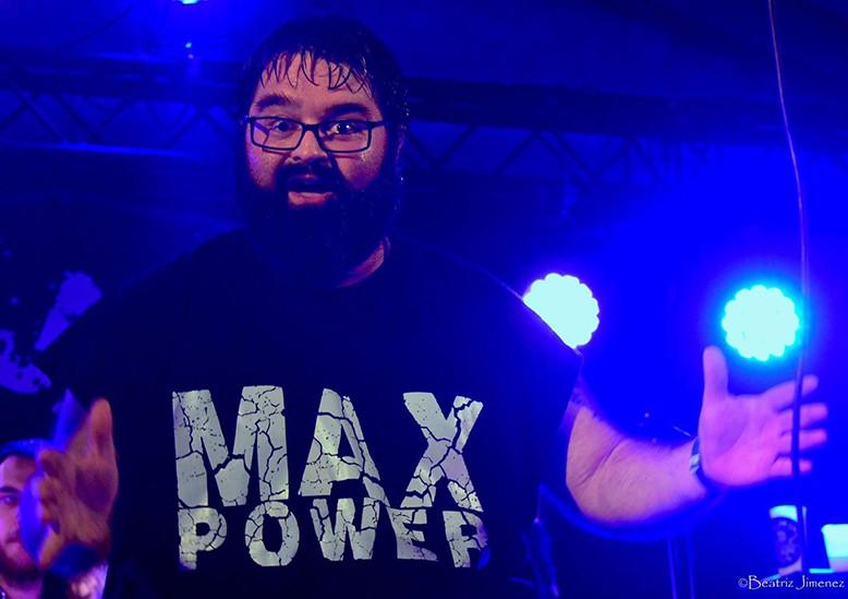 #Max Power