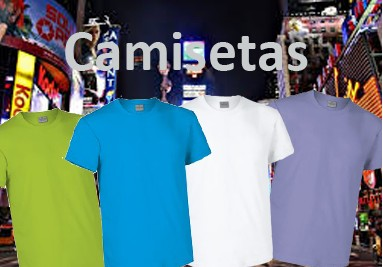 Camisetas Escorso